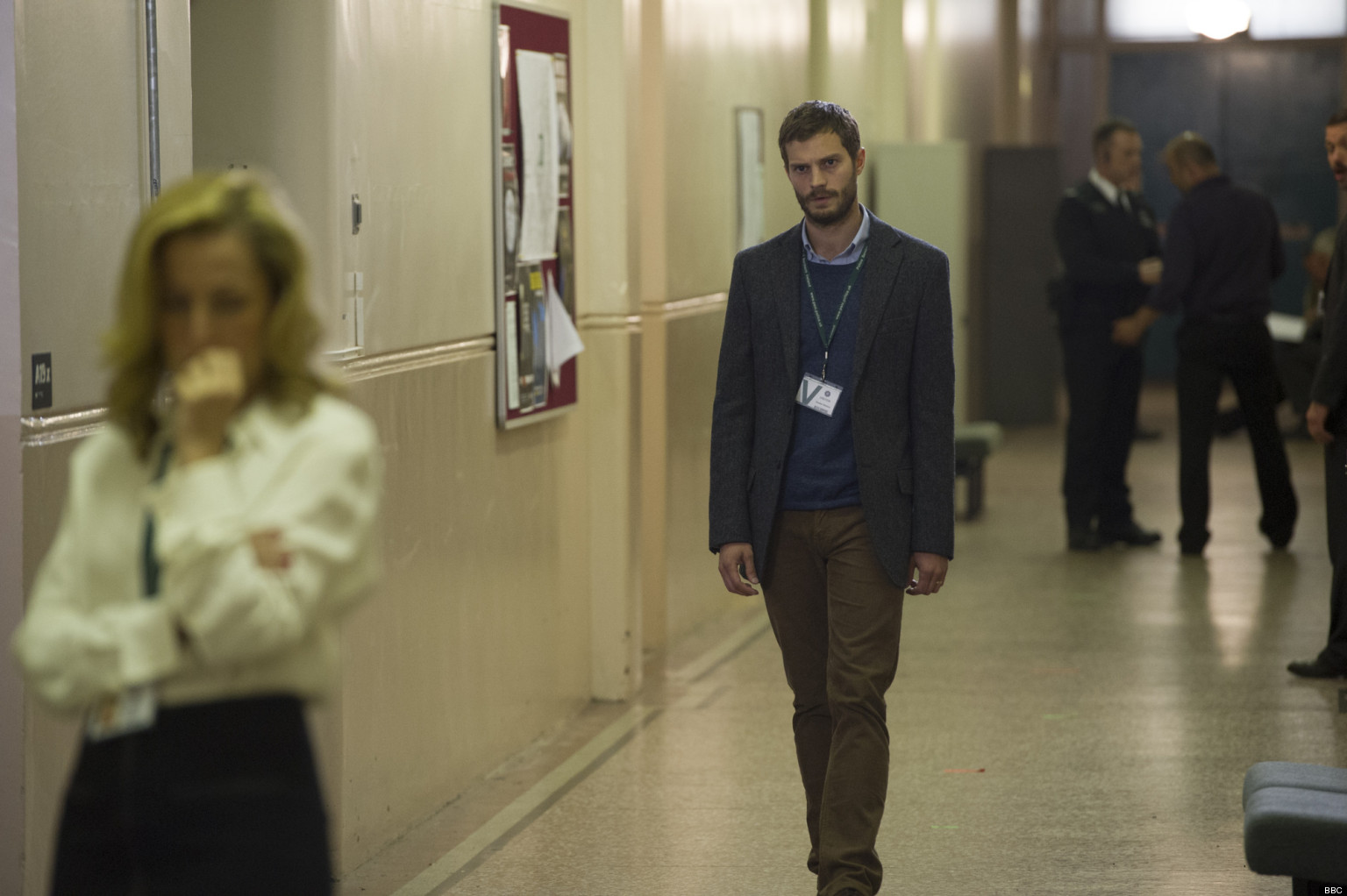 The Fall avec Jamie Dornan