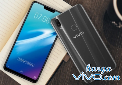 vivo z1i dengan memori internal 128 gb