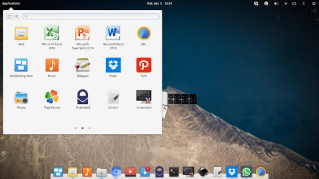 Distro Linux Paling Keren Saat Ini