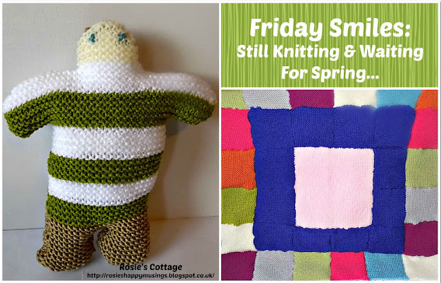 Friday Smiles & Knitting