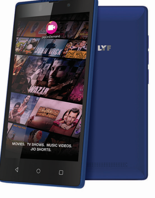 Flipkart to sell LYF WIND 3 & FLAME 8 exclusively!