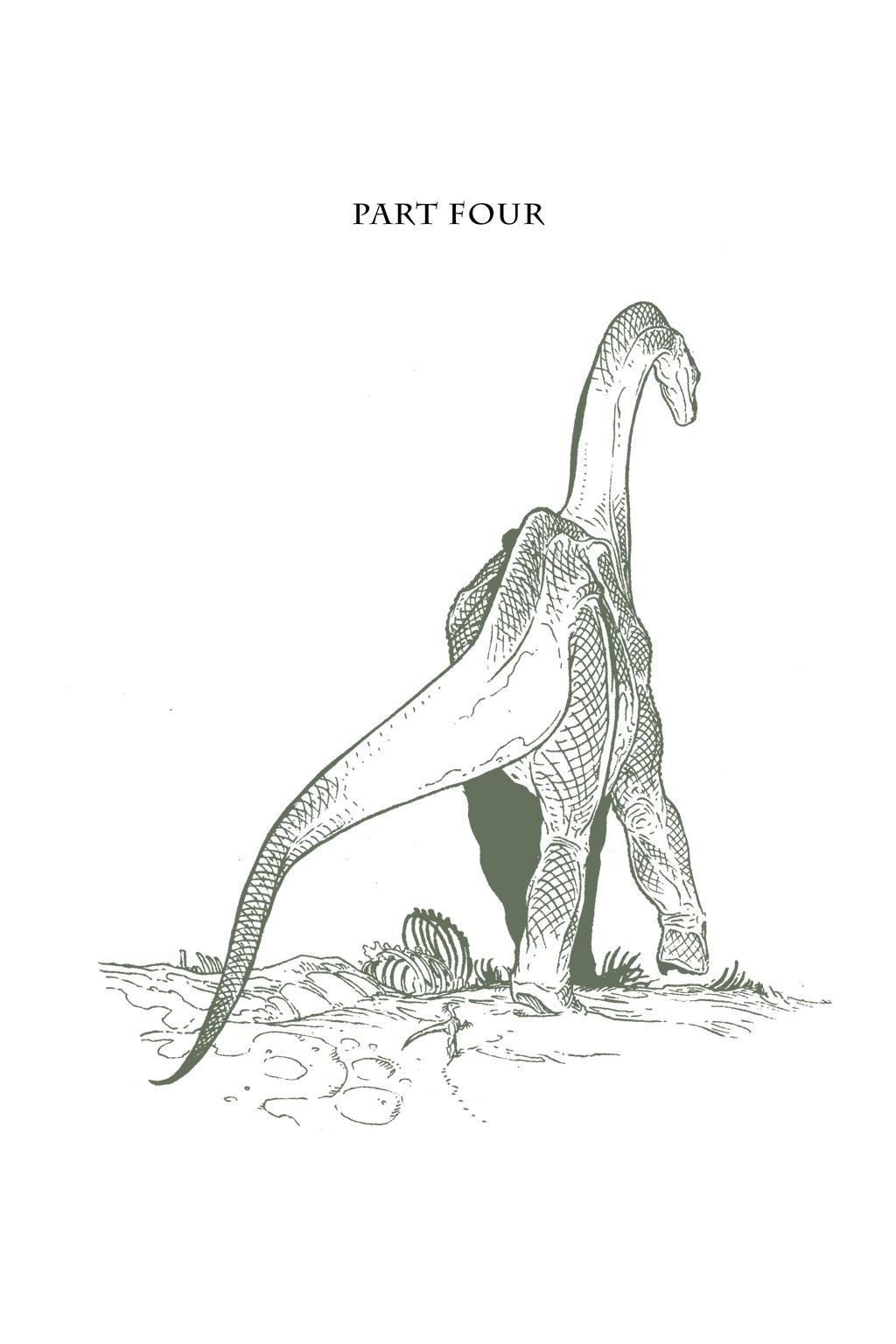 Age of Reptiles Omnibus