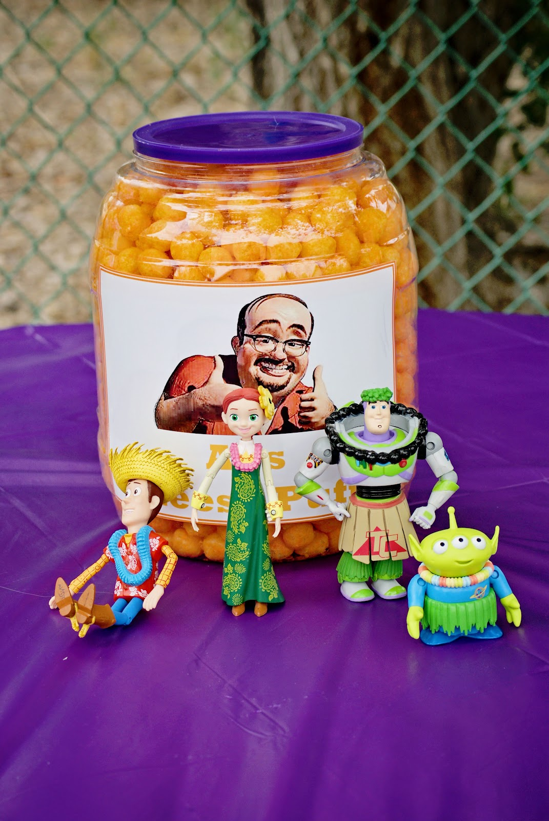 Crafting The Night Away Toy Story Party