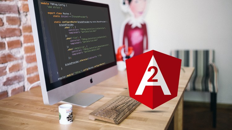 50% off Learn Angular 2 Development By Building 12 Apps
