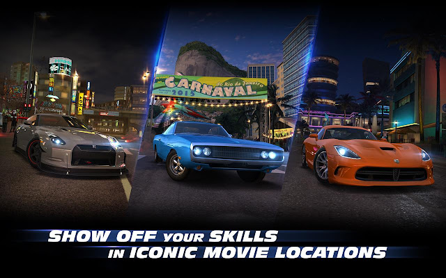 Download Fast & Furious Legacy Apk + Data Terbaru