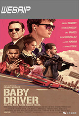 Baby Driver (2017) WEBRip Subtitulos Latino / ingles AC3 5.1