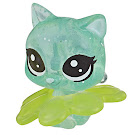 Littlest Pet Shop Series 4 Petal Party Best Buds Kitten Cat (#4-27) Pet