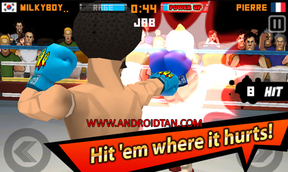 Punch Hero Apk Free Download
