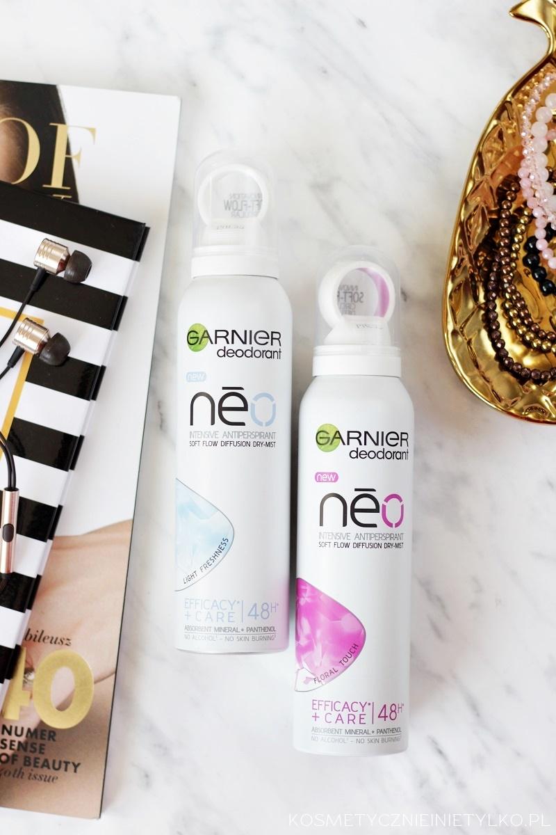 Kosmetyczni ulubieńcy roku 2016 Garnier Neo