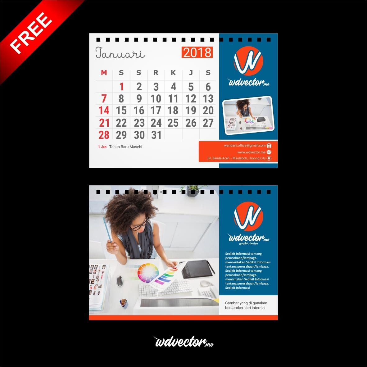 36+ Terpopuler Desain Kalender Meja Cdr, Desain Kalender