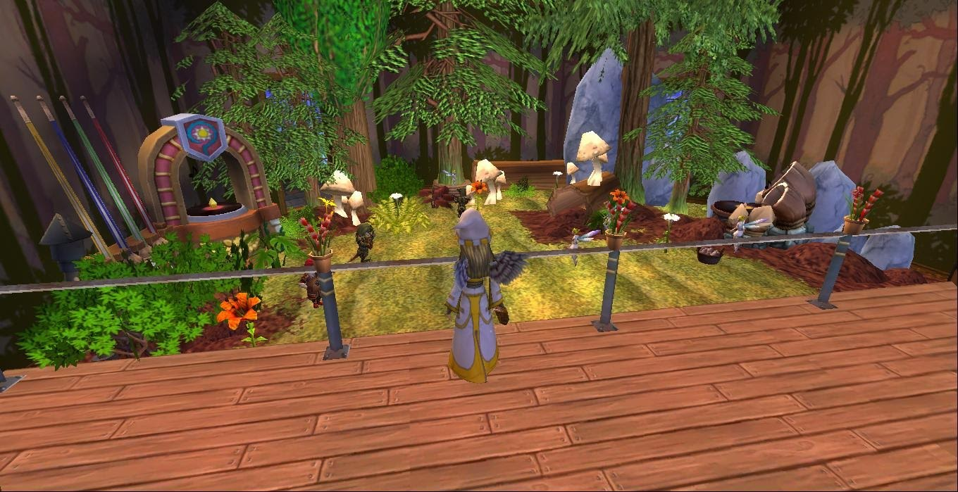 Paige\'s Page: Sixth Annual Best Little Dorm in Wizard City Winners!!!!