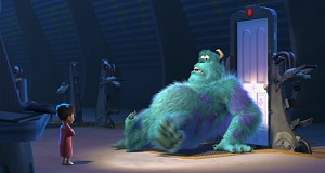 Octobersky: Movie Moments: Monsters Inc.
