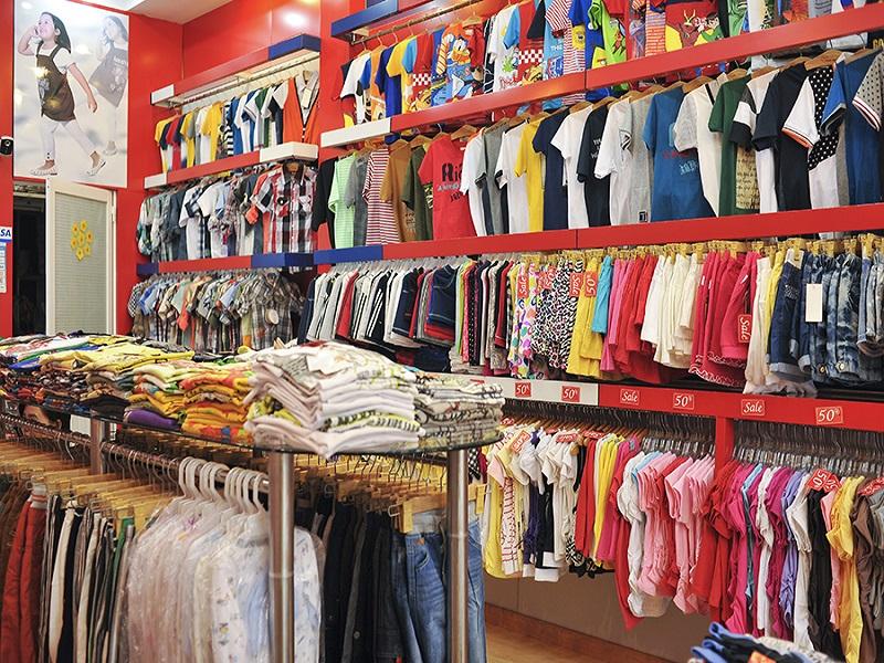 Các bước kinh doanh quần áo trẻ em cần