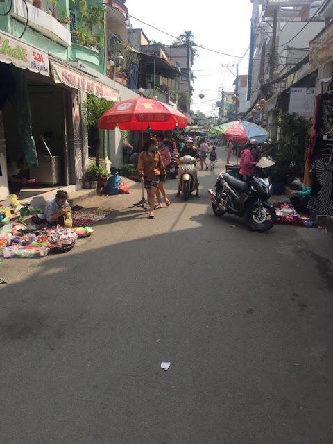 Bán nhà hẻm Lũy Bán Bích phường Tân Thới Hòa quận Tân Phú