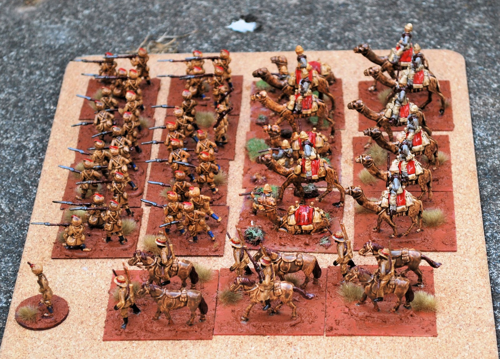 John's Toy Soldiers: I Say Carruthers! - Black Powder