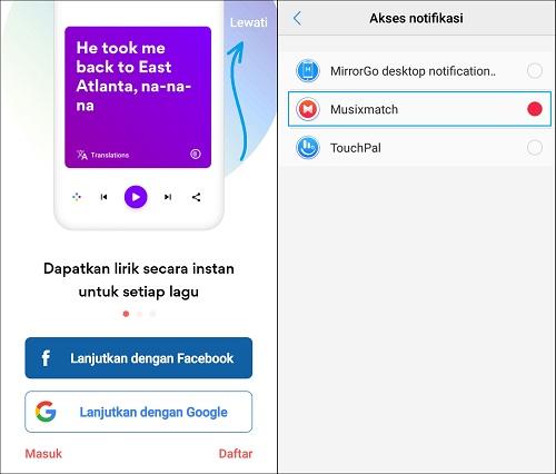 Cara Otomatis Menampilkan Lirik Lagu di Youtube Android