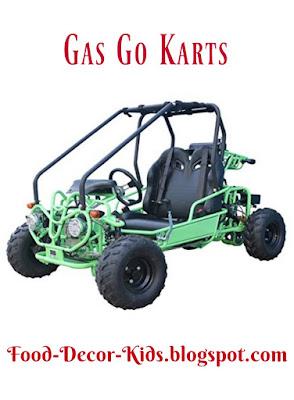 Gas Go Karts
