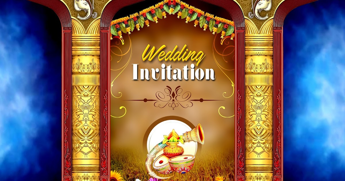 flex designs for marriage psd backgrounds free downloads