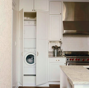 We have only been in our little apartment for a few weeks but the one thing  that has become quite clear in this short amount of time is that our laundry   Combined Laundry Room and Kitchen   House Seven design build. Kitchen Laundry Combo Designs. Home Design Ideas