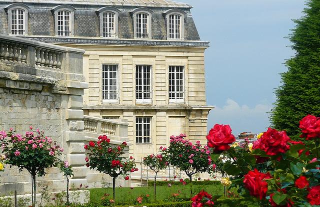 Saint St. Cloud Park Paris