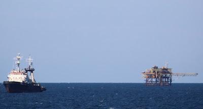 Россия продолжает незаконную добычу газа на крымском шельфе