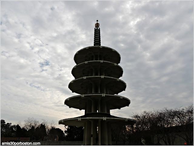 Peace Pagoda en Japantown: El Barrio Japonés de San Francisco