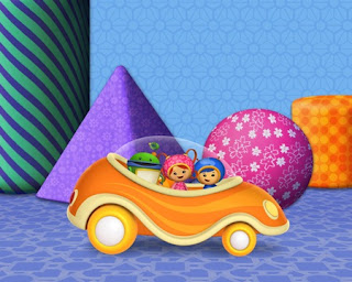 Umi City Egg Hunt, Team Umizoomi