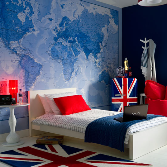Key Interiors By Shinay: Big Boys Bedroom Design Ideas
