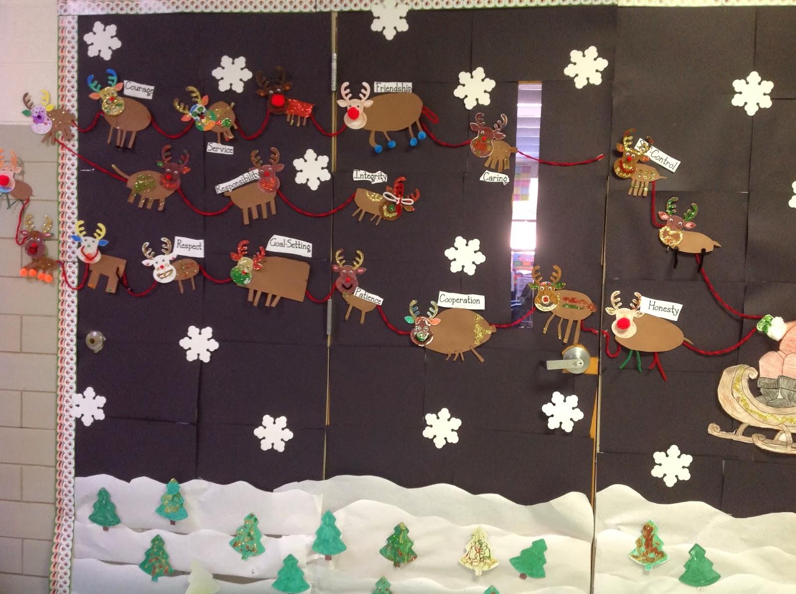 Kennedy S Classroom Character Door Decorating Contest
