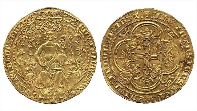 Список самых дорогих монет