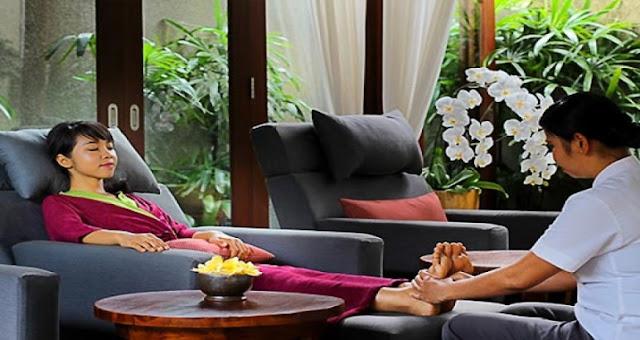 perawatan Kecantikan Tubuh Dengan Spa Bali Ubud