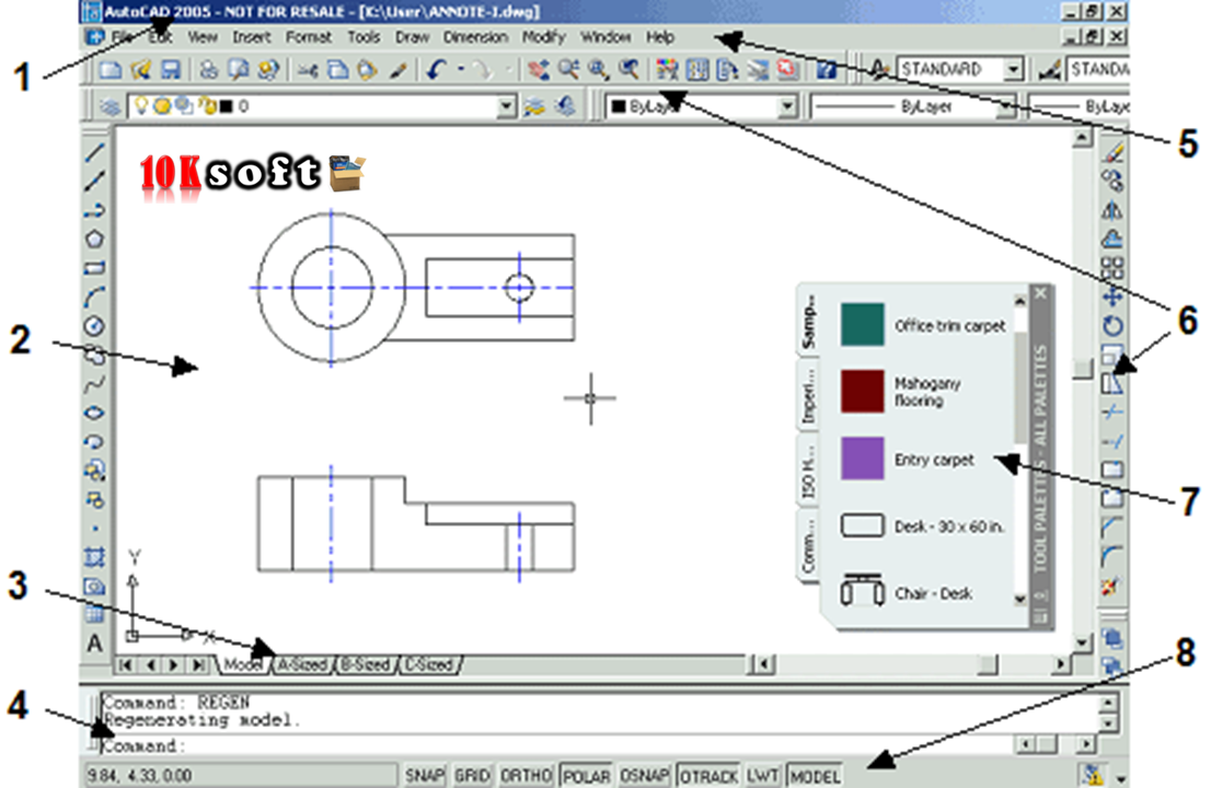 AutoCAD 2005 Free Download