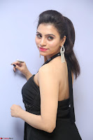 Priyanka in Sleeveless Black Slim Dress Spicy Pics ~  Exclusive 52.JPG