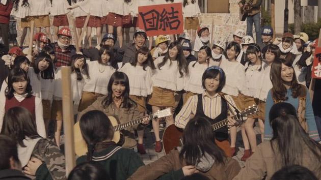 """AKB48 >> Single """"#Sukinanda"""" - Página 10 Tsubasa-wa-iranai-mv-screenshot-14"""