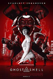 Ghost in the Shell - Segundo Poster & Segundo Trailer
