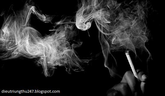 chất gây nghiện và gây ung thư có trong thuốc lá
