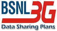 BSNL Data Plans Sharing