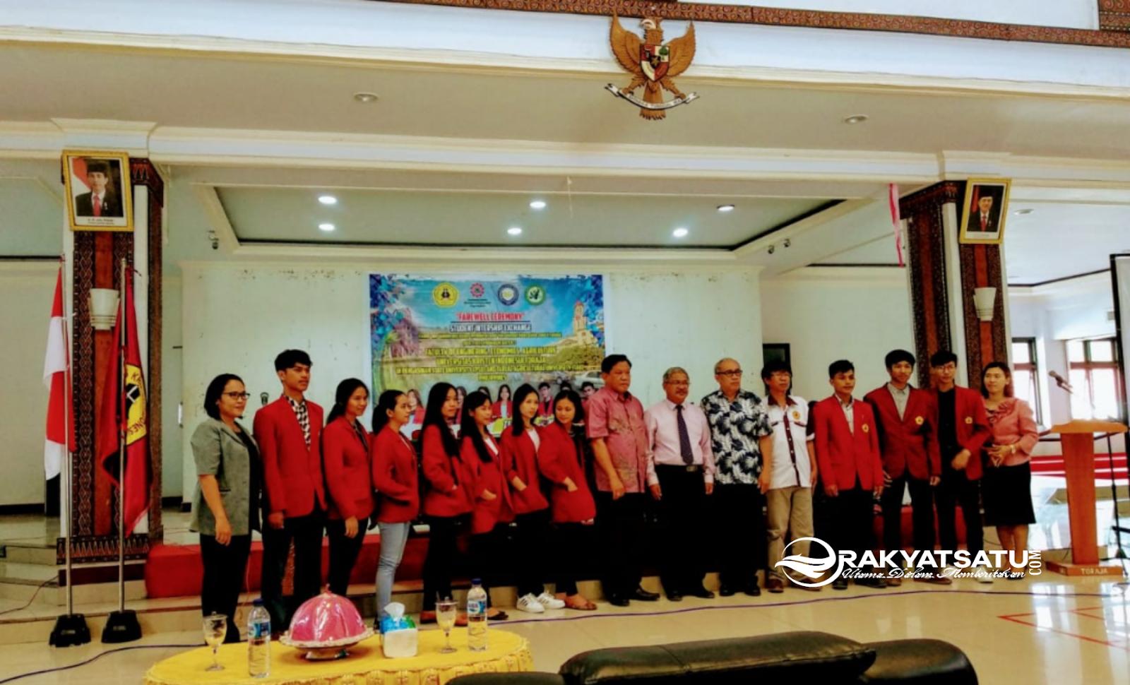 Keren! 10 Mahasiswa UKI Toraja akan Magang di Luar Negeri