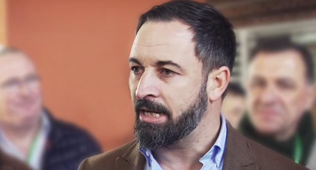 Un enfurecido Abascal carga contra la Junta Electoral tras quedarse fuera del debate en Atresmedia
