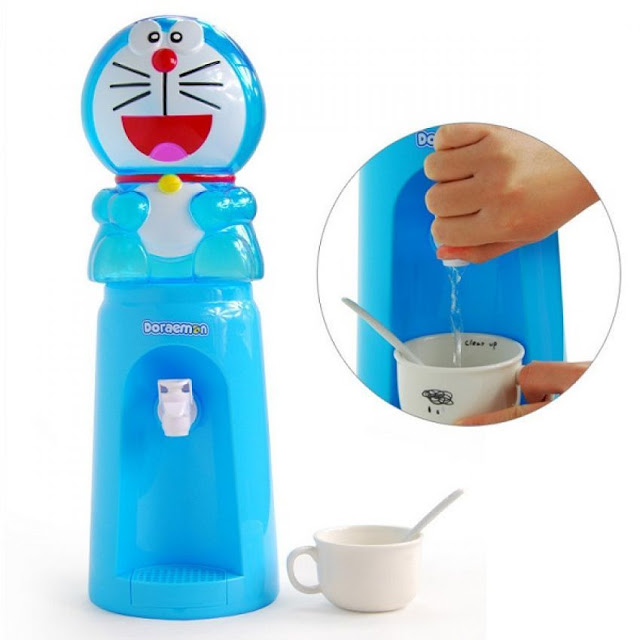 Doraemon Mini Water Dispenser 2.5 Liters