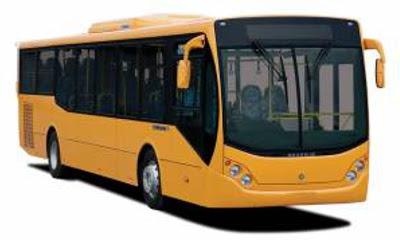 Busscar Urbanuss Pluss 2009