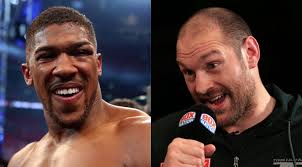 I want to fight Anthony Joshua in Nigeria – Tyson Fury