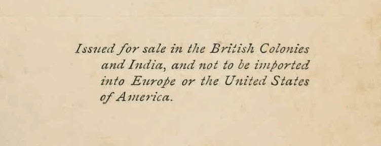 A printed note on issue for sale.