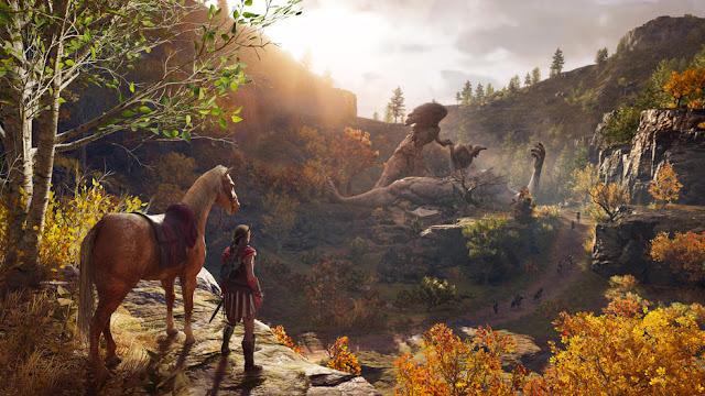 الكشف عن عرض حماسي جدا للعبة Assassin's Creed Odyssey يركز على الخيارات داخل القصة و كيف تغير مجرى الأحداث ..