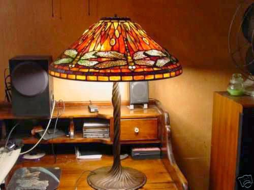 Authentic Tiffany Lamp Expert: Antique Tiffany Lamps: Authentic Tiffany Lamp Buying