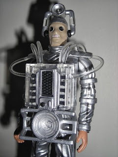 Tenth Planet Cyberman figure