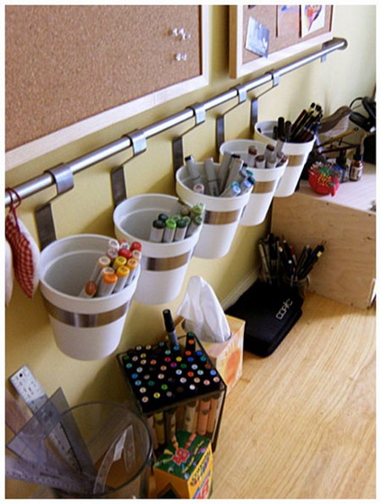 Tips For Keeping Order In The Studio, Keeping Clean And Organized 6
