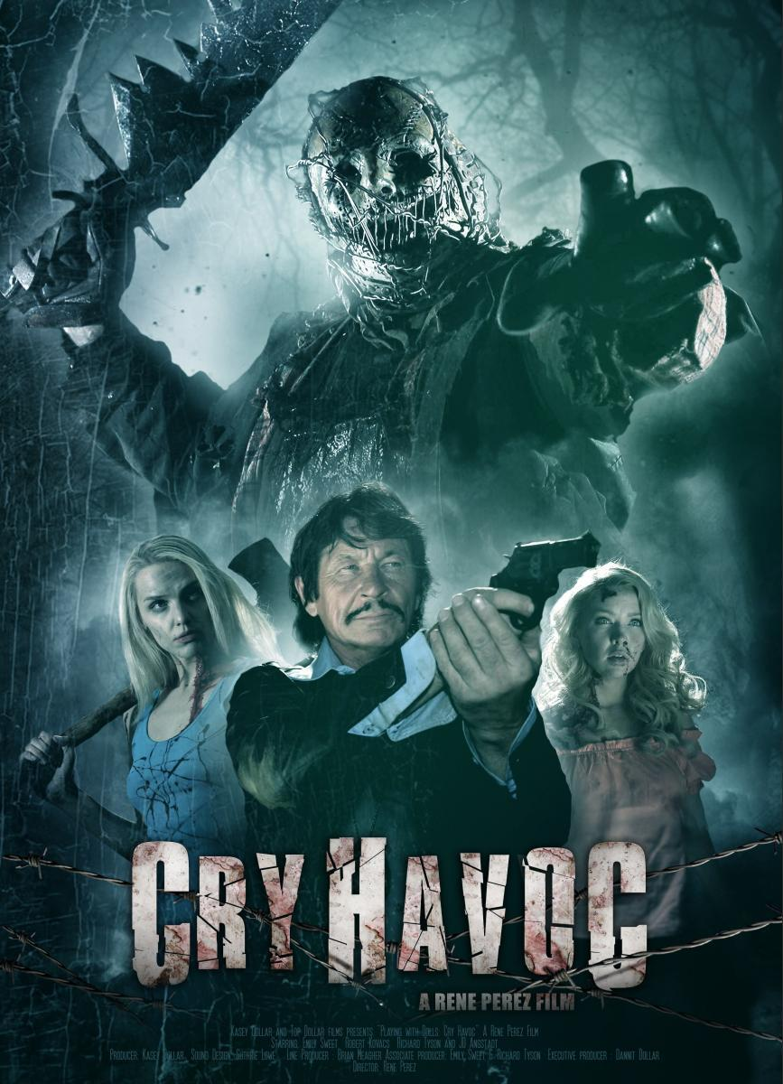 Cry Havoc (2019) Hindi Dubbed 720p WEB-DL x264 650MB ESubs Downlaod