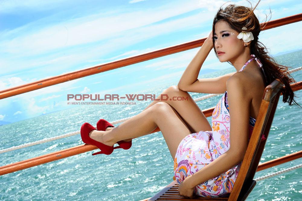 adelia rasya for popular world magazine may 2013 part 3