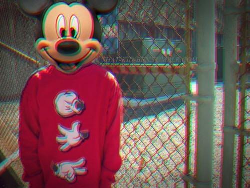 Riley KickBack™♚: MickeyMouse Dope